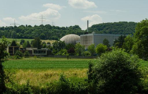 Das stillgelegte Kernkraftwerk Obrigheim (KWO) liegt in Obrigheim am Neckar. Die Anlage wurde am 11. Mai 2005 endgültig abgeschaltet.
