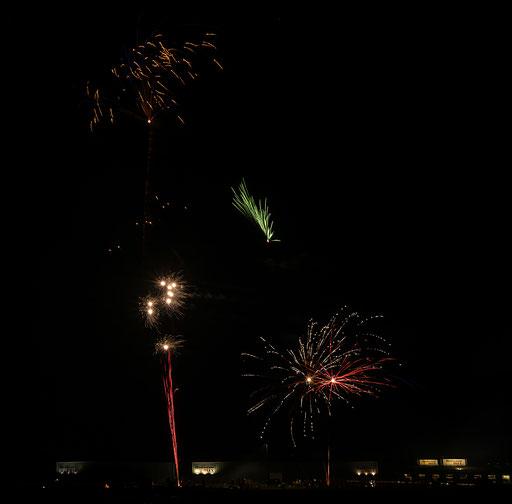 Feuerwerk in Wiesentheid