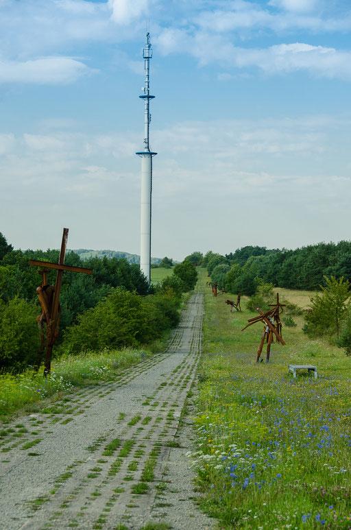 """Kolonnenweg und der """"Weg der Hoffnung"""""""