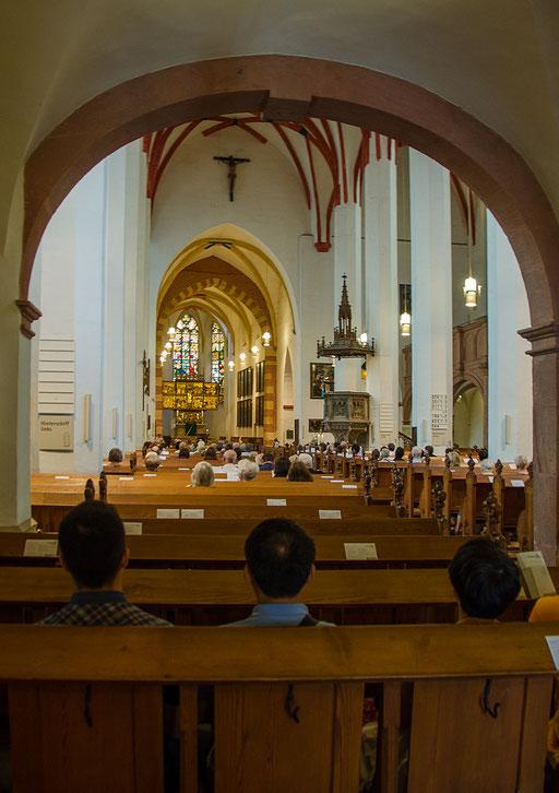 Thomaskirche, Gottesdienst