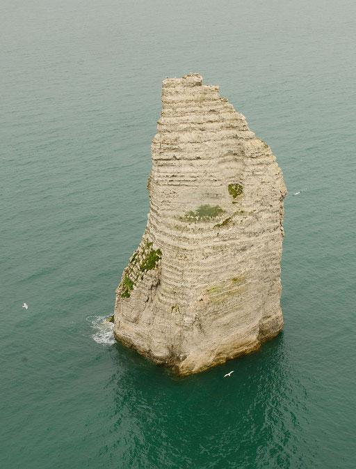 Steilküste bei Etretat