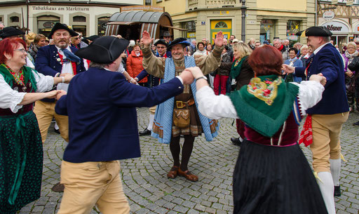 Fränkische Volkstanzgruppe Kitzingen