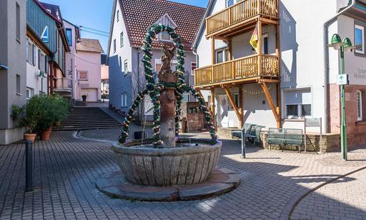 Weedbrunnen, Külsheim, TBB