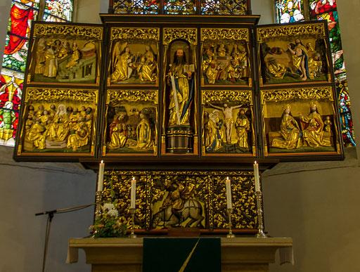 Thomaskirche, Altar