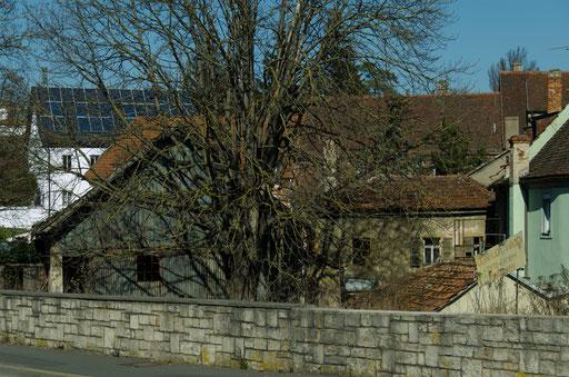 Lindenstrasse, Gasthof zum Löwen-Rückgebäude