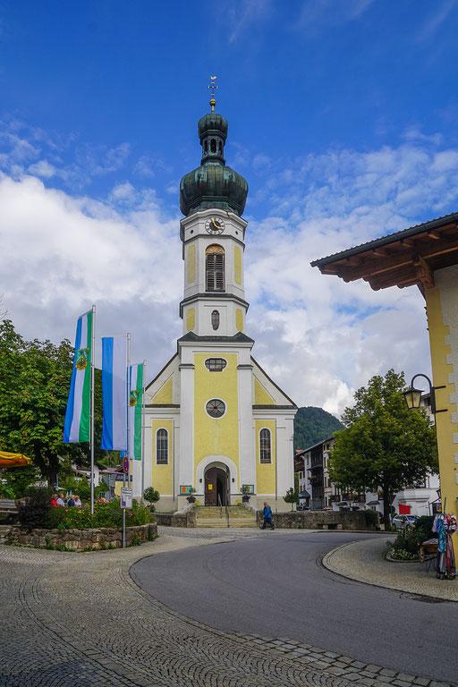 Die kath. Kirche St. Pankratius