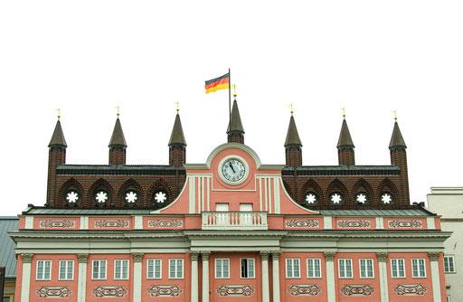 Rathaus, Obergeschoß
