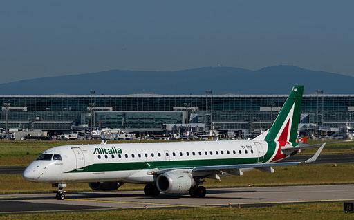 Alitalia ist die nationale Fluggesellschaft Italiens mit Sitz in Fiumicino und Basis auf dem Flughafen Rom-Fiumicino