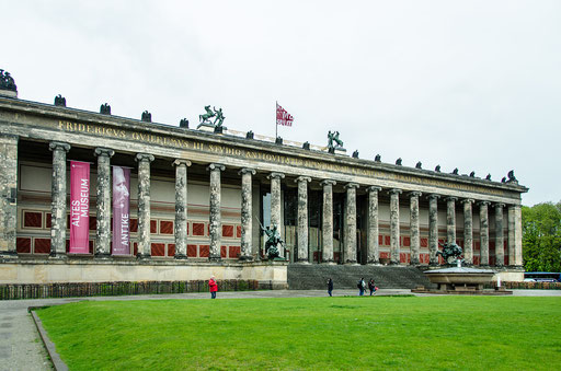 """Das """"Alte Museum"""""""