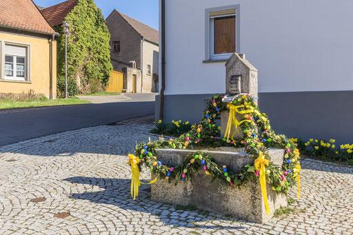 Mühlhausen, WÜ