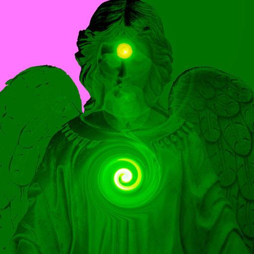 Energie-Engel der Hoffnung und des Neubeginns - RESPE©T COPYRIGHTS: Ramon Labusch