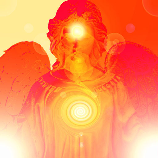 Energie-Engel für kraftvolles und mutiges Tun - RESPE©T COPYRIGHTS: Ramon Labusch