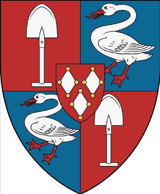 Coat of arms De Graeff van Polsbroek