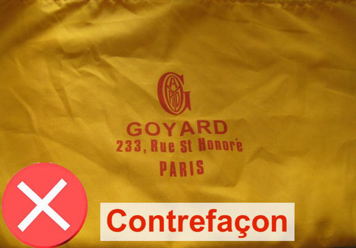 goyard dust bag box bag