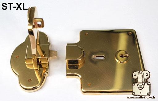 lock brass trunk massif price