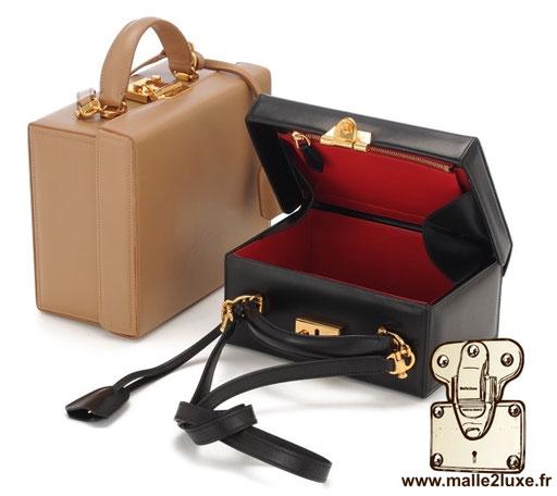 mini malle trunk petit vintage pas cher valise anglaise