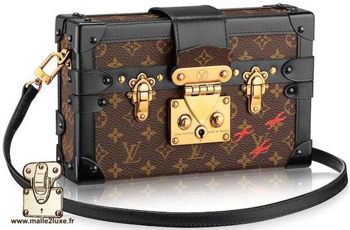 sac mini Malle Louis Vuitton 2014 tendance