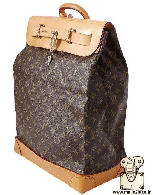 steamer bag Vuitton