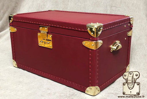 learn how to make a trunk luxury not for sale  cuir