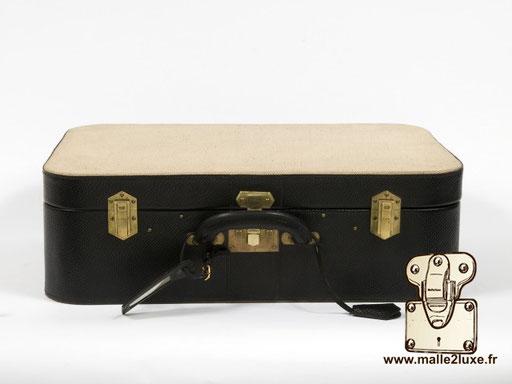 small suitcase Hermes paris leather
