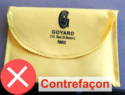 Dust bag Goyard counterfeit copy