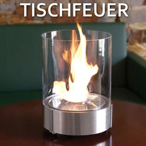 Ethanol Glas- und Tischfeuer