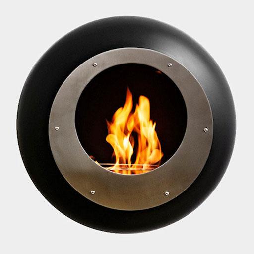 Ethanolkamin Vellum black von Cocoon Fires