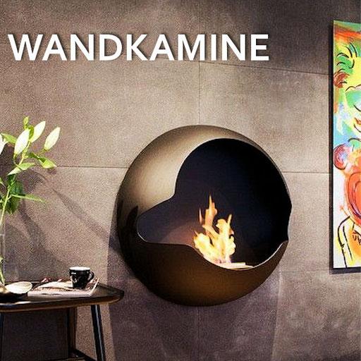 Wandkamine
