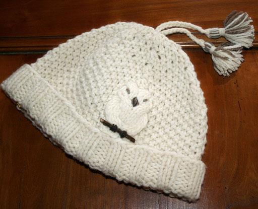Le bonnet Hibou (Isabelle & Isa)