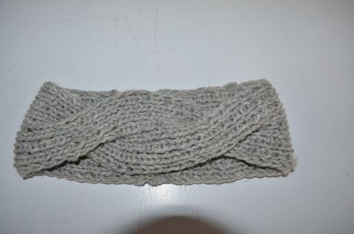 handgestricktes Stirnband für Kinder, 8,00 €