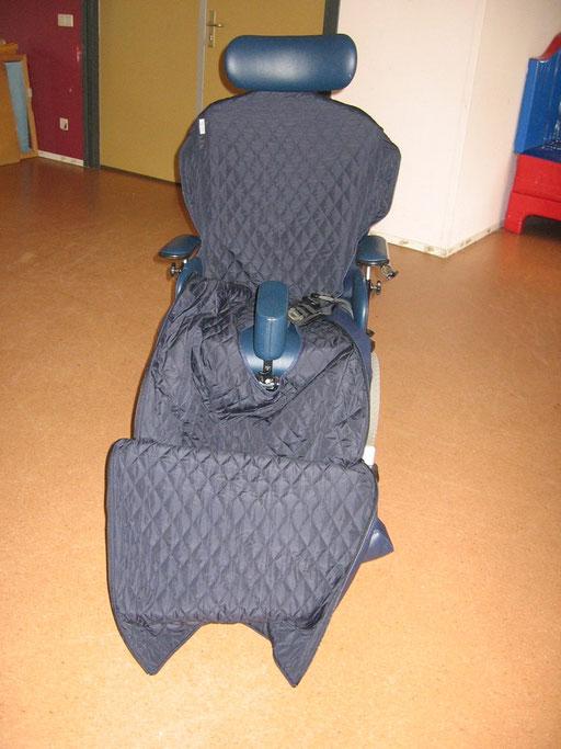 Voetenzak voor in rolstoel