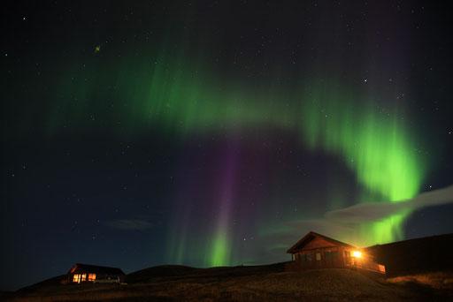 DER FOTORAUM photography / Polarlichter von Island