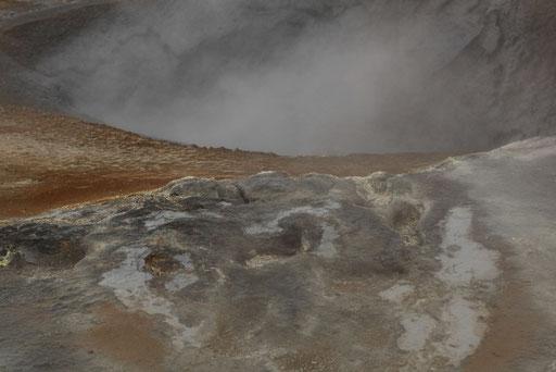DER FOTORAUM photography / S O L F A T A R E N  in Námaskarð / Island