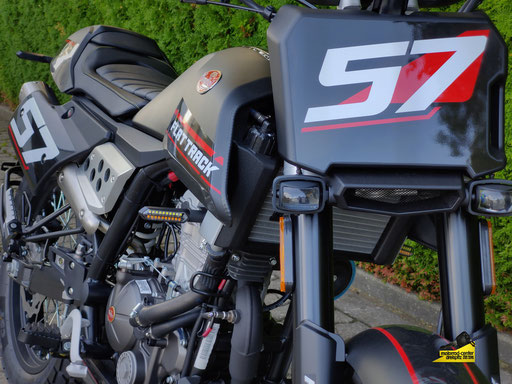 Motorrad-Center Dreispitz, F.B Mondial Flat Track 125i ABS