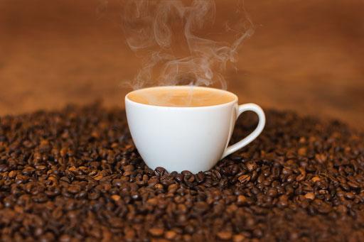 Kaffee. Espresso. Genuss.
