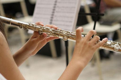 Musizieren. Musik. Lieder