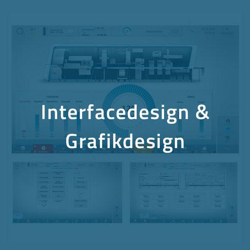 Interfacedesign und Grafikdesign