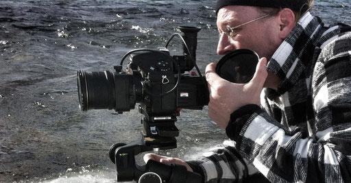 Making Off Foto | Fotoassistenz und Styling für Accent