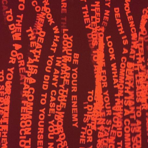 Privates Fotoshoot Museum Bern Uli Sigg Ausstellung