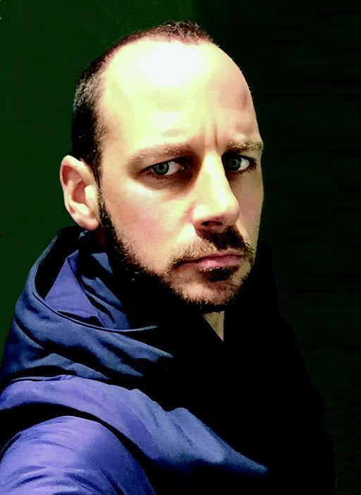 Selbstportrait Philipp Brunschwiler