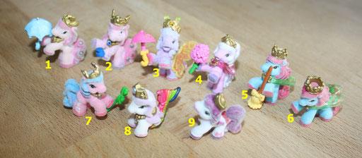 Art.1.16.2006 mini filly mit ihnen wurde gespielt nur sehr wenig die fillys die neogrüne flügel haben die leuchten in der nacht je 2chf