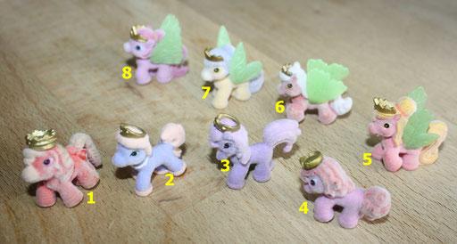 Art.1.16.2007 mini filly mit ihnen wurde gespielt nur sehr wenig die fillys die neogrüne flügel haben die leuchten in der nacht je 2chf