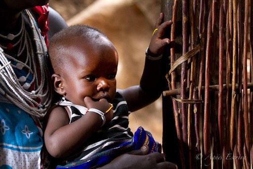 Bébé masaï