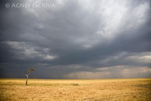 Orage sur Mara