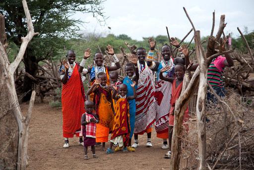Femmes masaïs