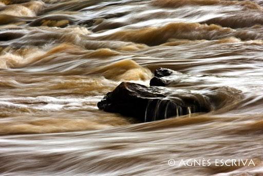 Les eaux de la Mara