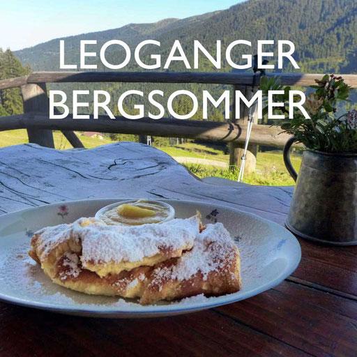 Leogang Sommer Wandern Reiseblog Edeltrips