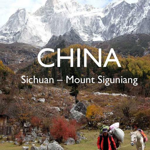 China Sichuan Mount Siguniang Wandern Reiseblog Edeltrips
