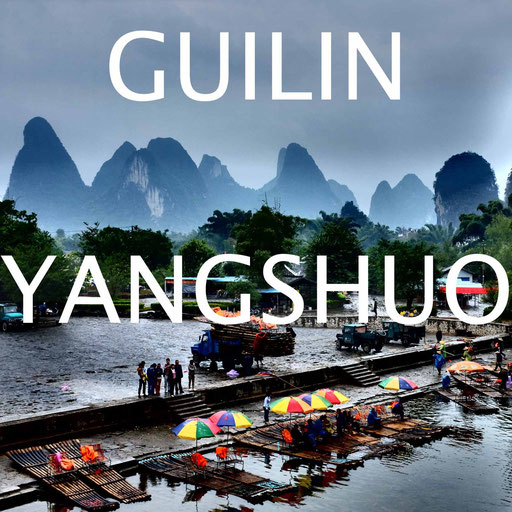 Guilin Yangshou China reiseblog