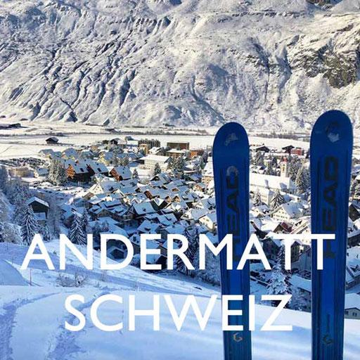 Reisebericht Andermatt Schweiz Wintersport, Reiseblog Edeltrips